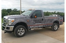 - Vehicle-Graphics-Full-Wrap-Concrete-Services-Image360-St.Paul-MN