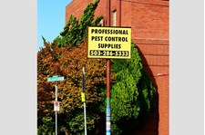- Image360-Beaverton- Metal Signs - Pest Control